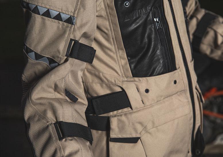 Alpinestars Mowat Drystar textile jacket
