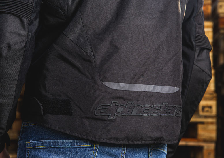 Alpinestars T-Jaws V3 Waterproof textile jacket
