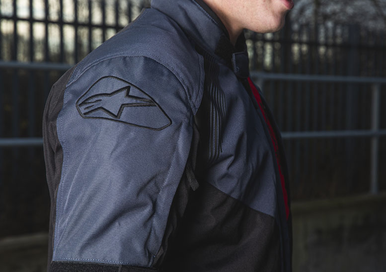Alpinestars Headlands Drystar textile jacket - asphalt black
