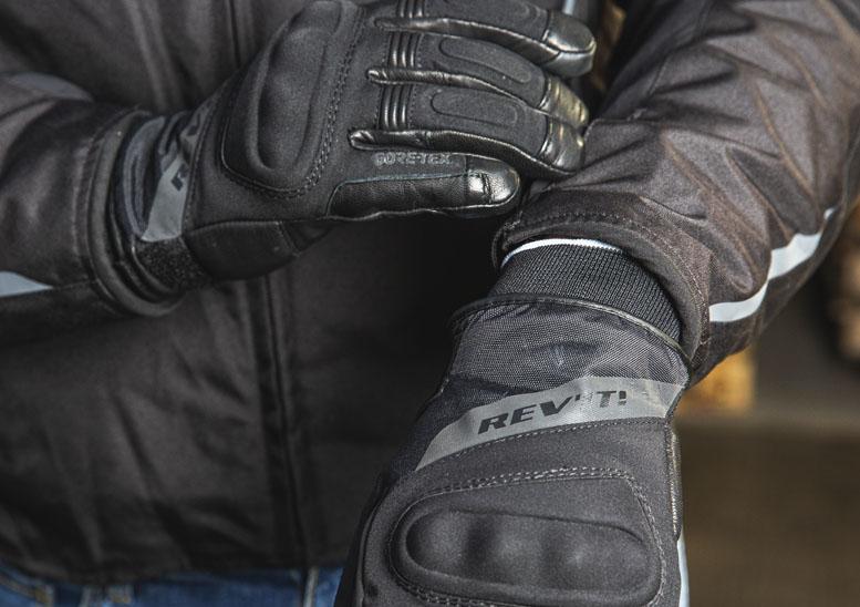 Rev'it Kryptonite 2 Gore-Tex gloves