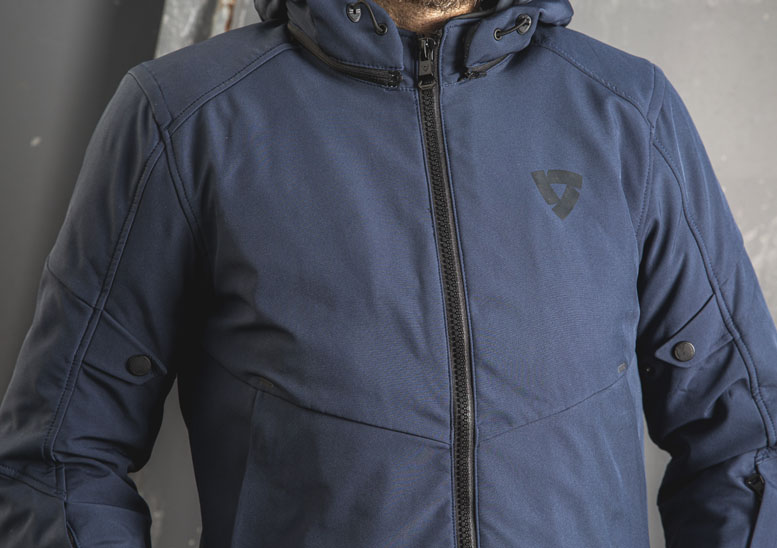 Rev'it Afterburn H2O textile jacket