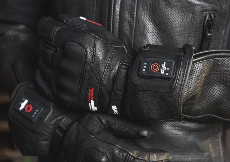 Furygan Heat Blizzard D3O 37.5 gloves