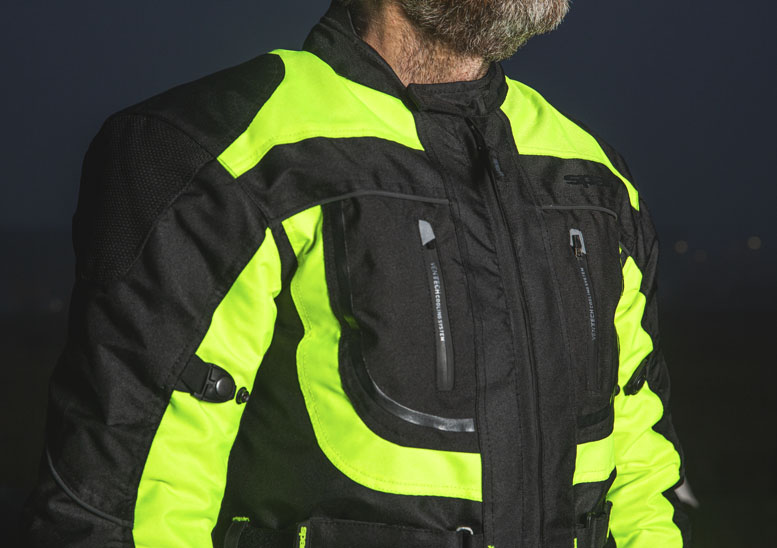 Spada Zorst CE textile jacket
